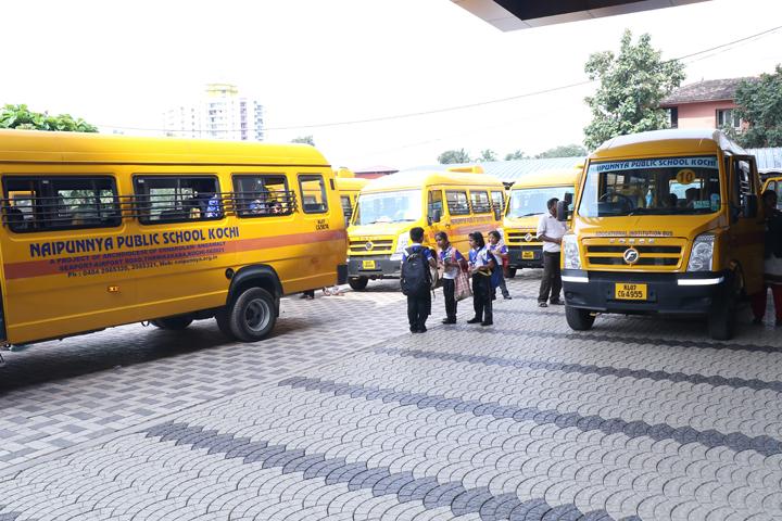 Naipunya Public School-Transportation