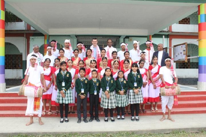 Montfort School- Cultural Event