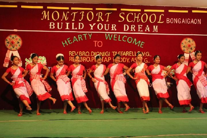 Montfort School- Dance