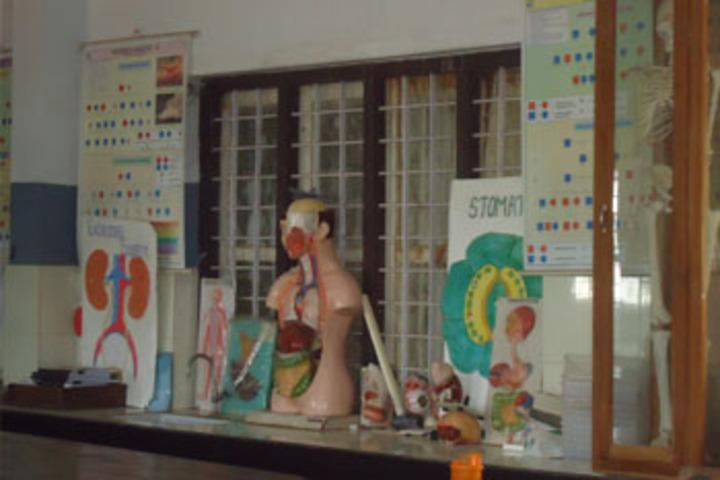 Najath Public School-Biology Lab