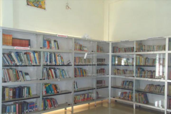 Najath Public School-Library