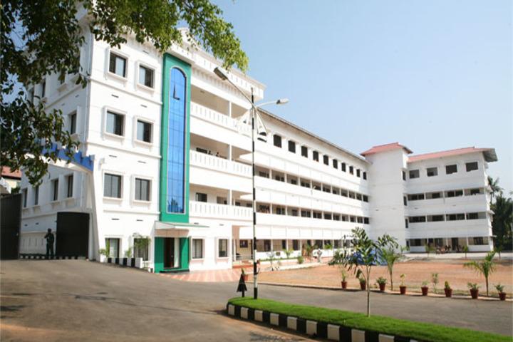 Najath Public School-School Building