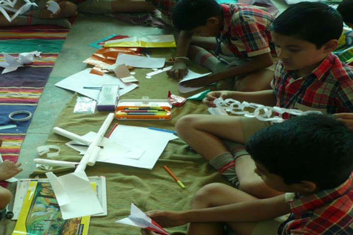 Nalanda Public School-Art