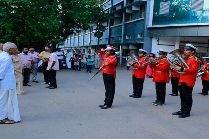 Nalanda Public School-School Band