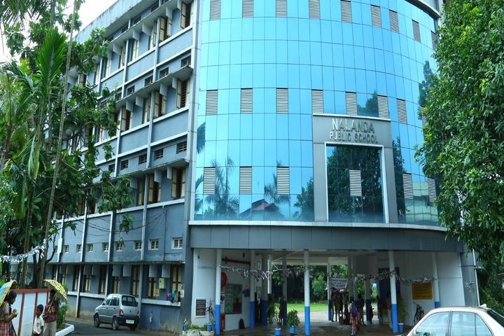 Nalanda Public School-School Building