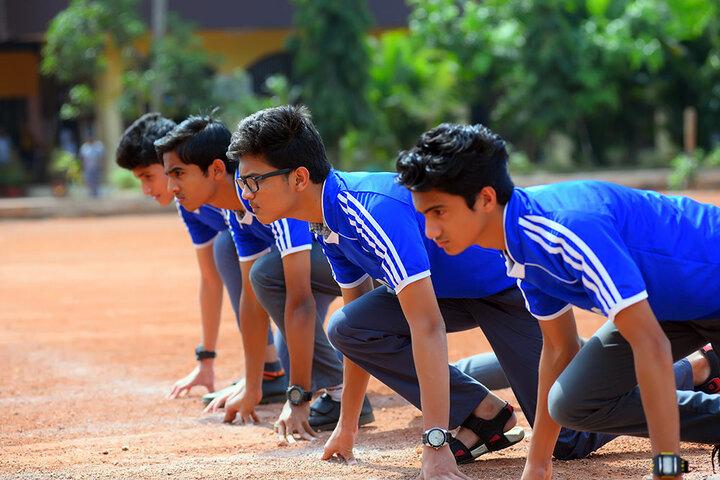 Narikkuni English Medium School-Sports