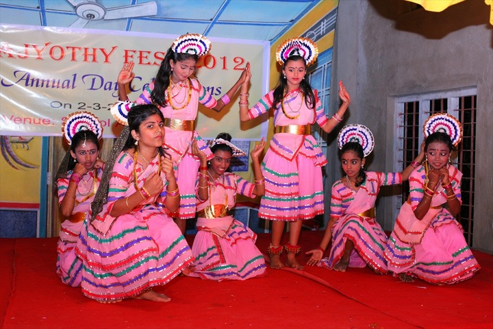 Nava Jyothy English Medium School-Annual Day