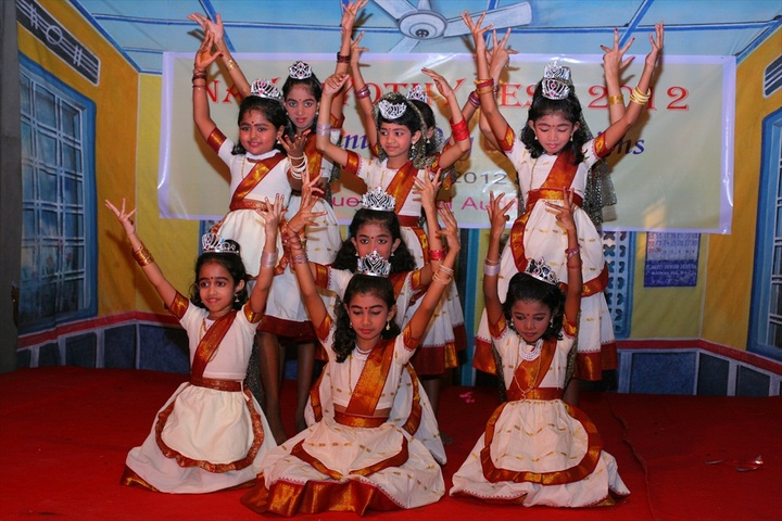 Nava Jyothy English Medium School-Cultural Event