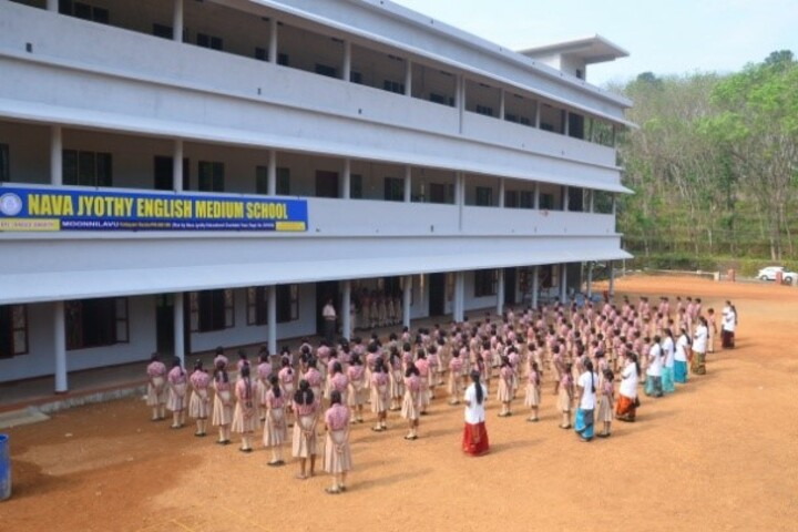 Nava Jyothy English Medium School-School Building