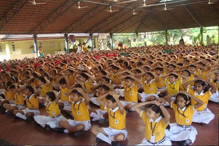 Navy Children School-Activity