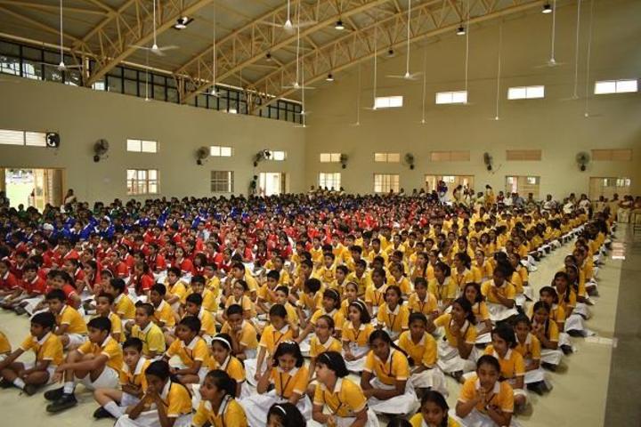 Navy Children School-Auditorium