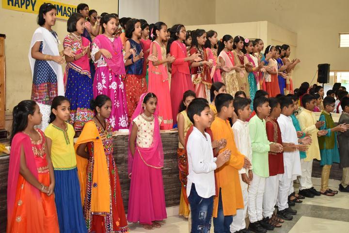 Navy Children School-Childrens Day
