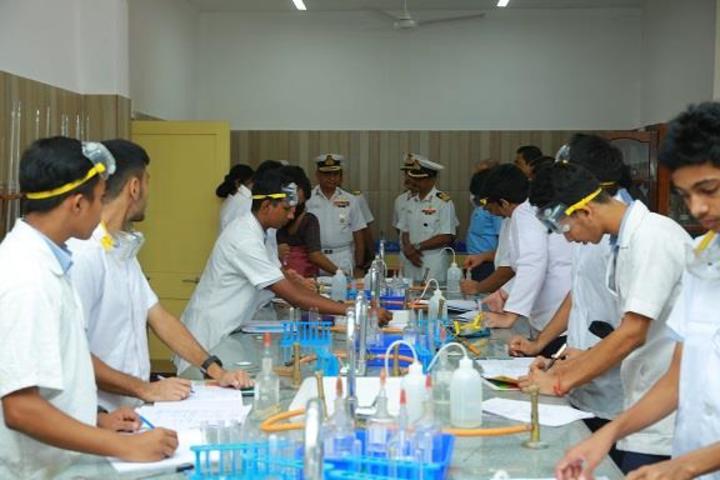 Navy Children School-Lab