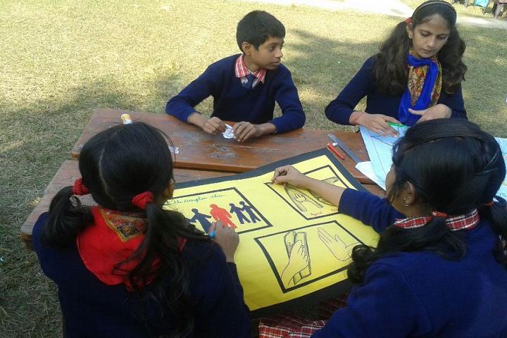 Nabaroon Public School- Drawing