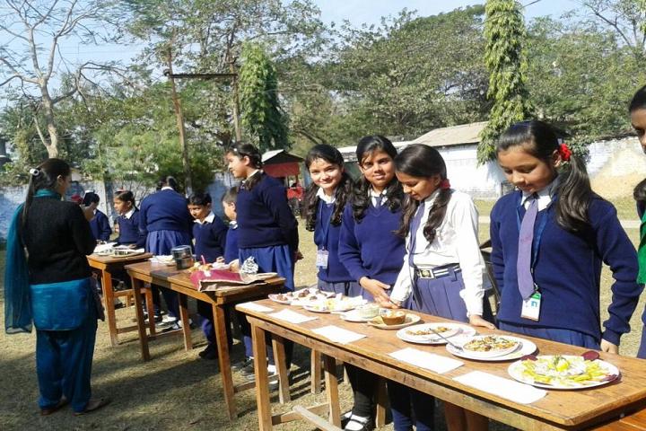 Nabaroon Public School- Food Feast