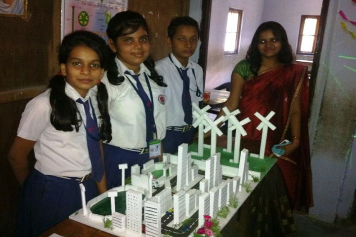 Nabaroon Public School- Science Project