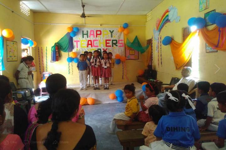 Nabaroon Public School- Teachers Day