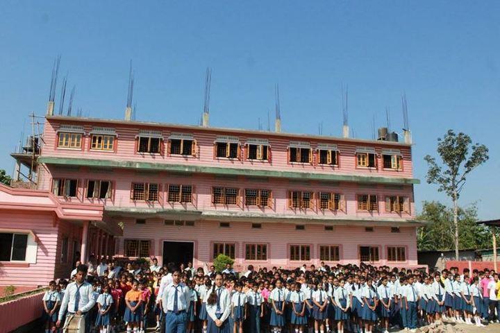 Nalanda Public School-Campus