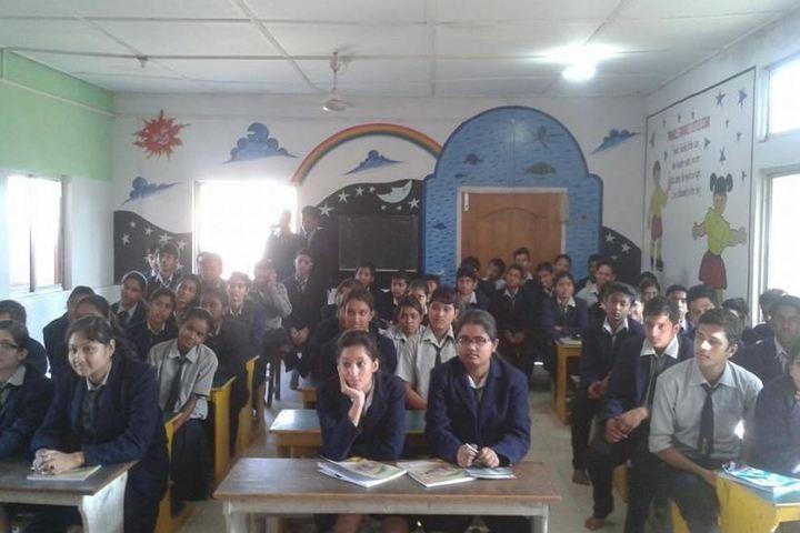 Nalanda Public School-Class Room