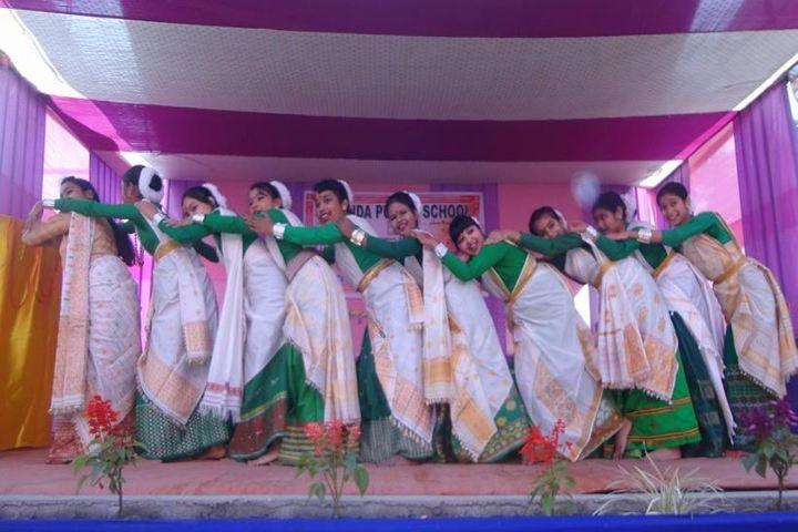 Nalanda Public School-Dance