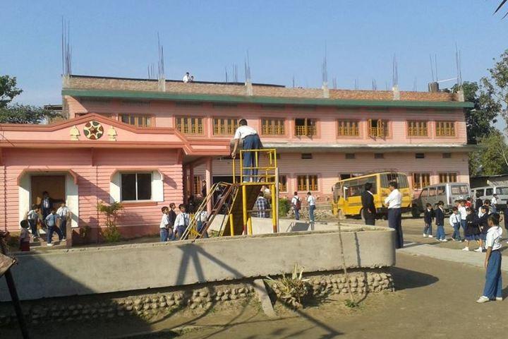 Nalanda Public School-Play time