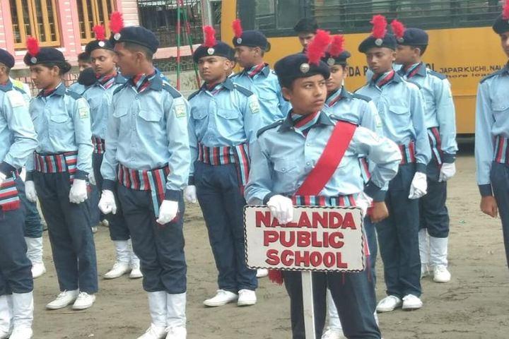 Nalanda Public School-Scouts and Guides