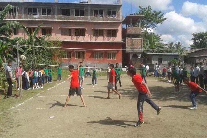 Nalanda Public School-Sports