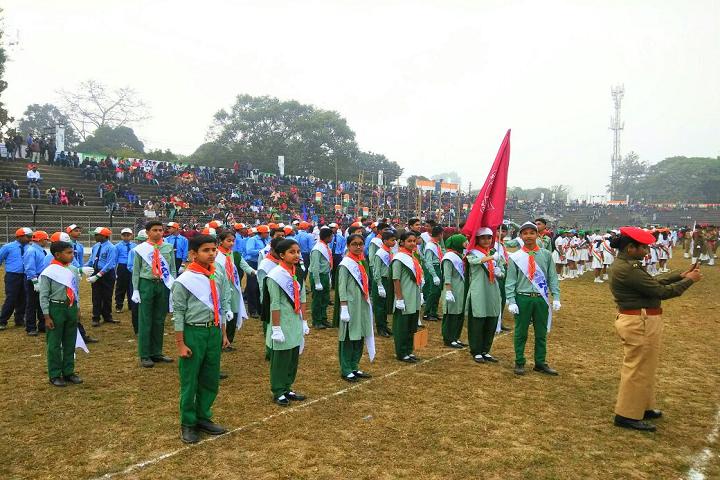National Academy-Parade