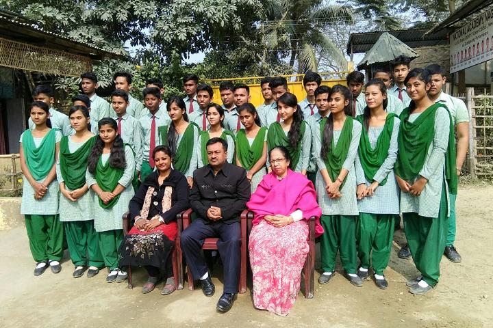 National Academy-School Group Photo