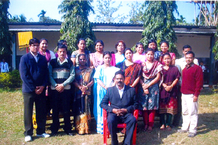 Noonmati Public School- Staff