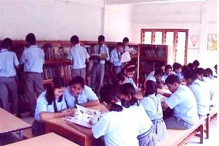 Noonmati Public School- library