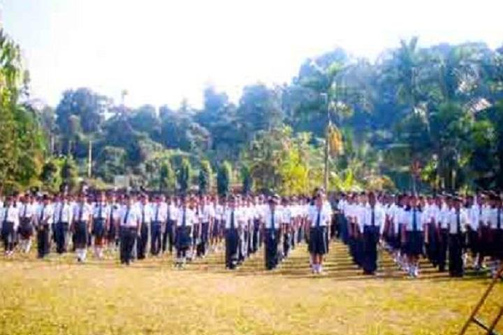 Noonmati Public School-Morning Assembly