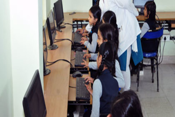 Peace International School-Computer Lab