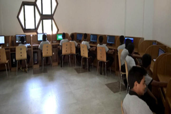 Peace International School-Digital Library
