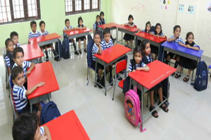 Peace International School-Primary Class Room