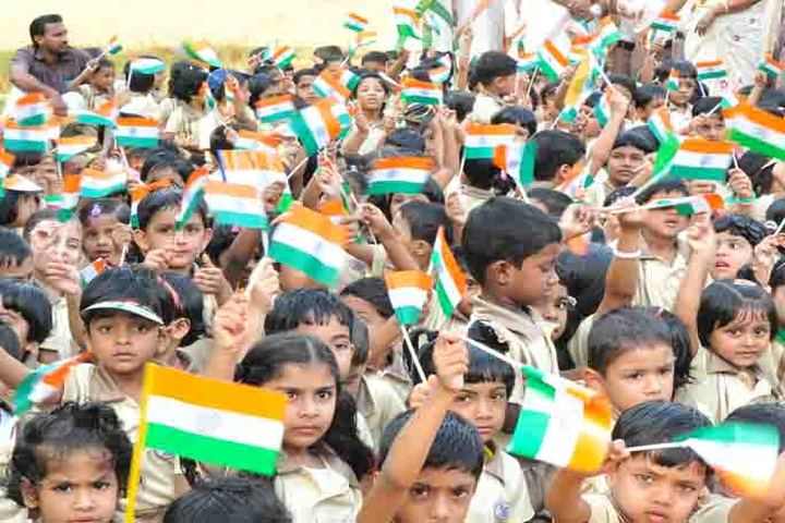 Pleasant English School-Independence Day