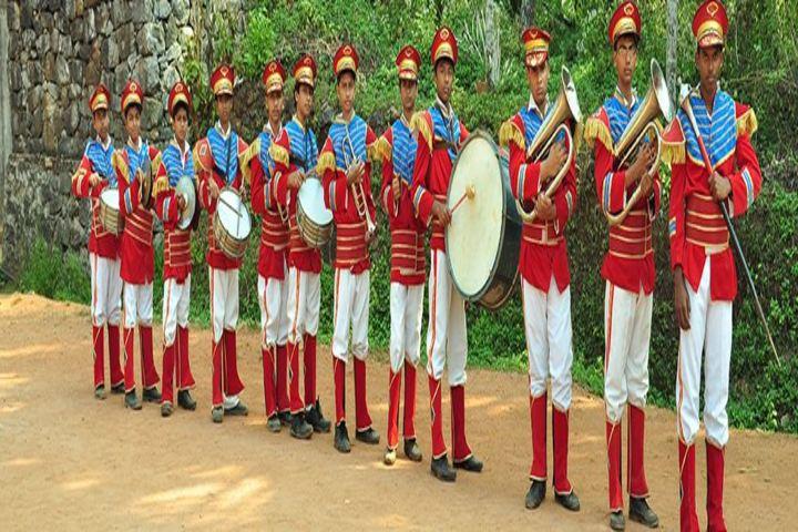 Pleasant English School-School Band