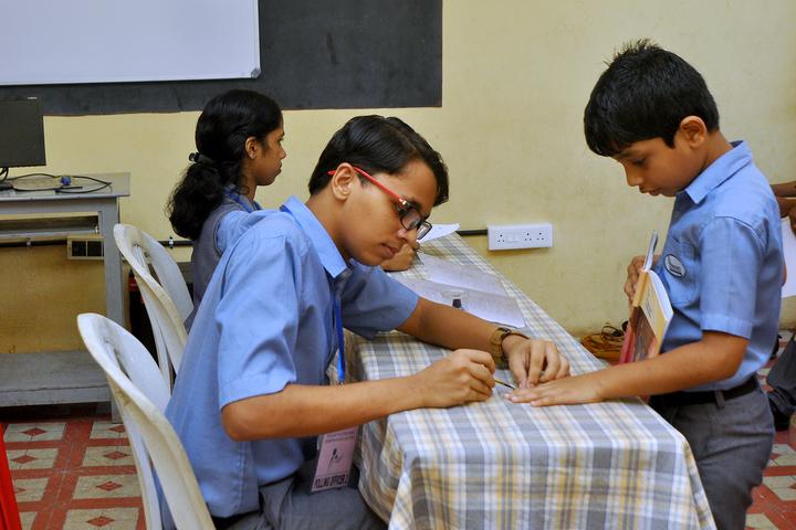 Pleasant English School-School Election