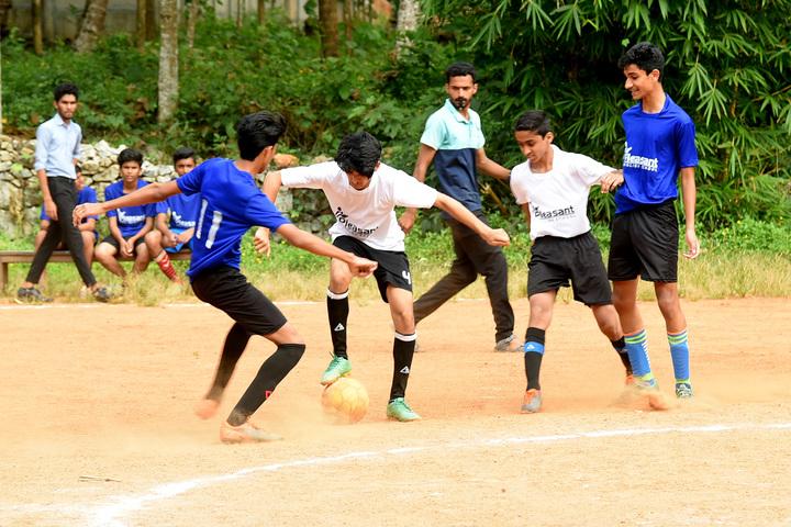 Pleasant English School-Sports