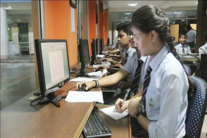 NPS international School- Computer Lab