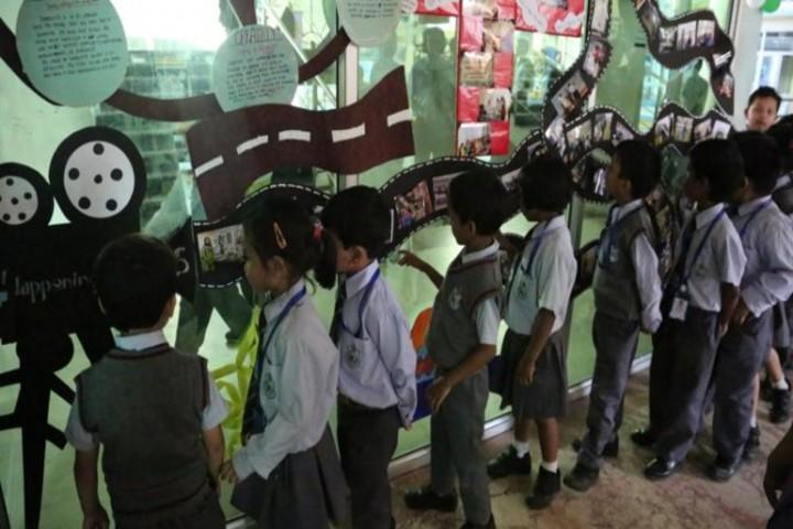 NPS international School- Exhibition