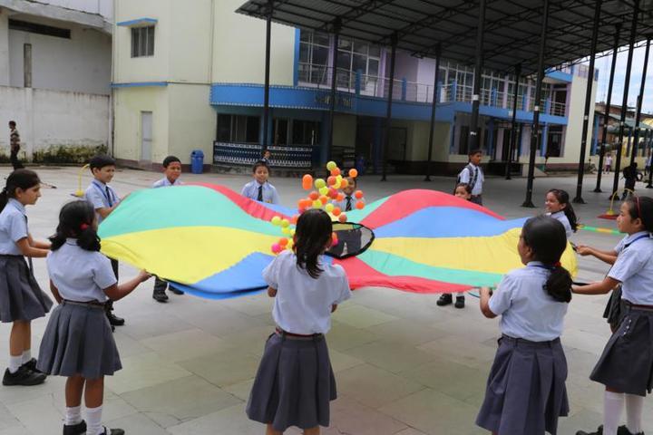 NPS international School- Playground