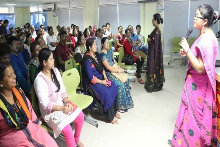 NPS international School- Workshop