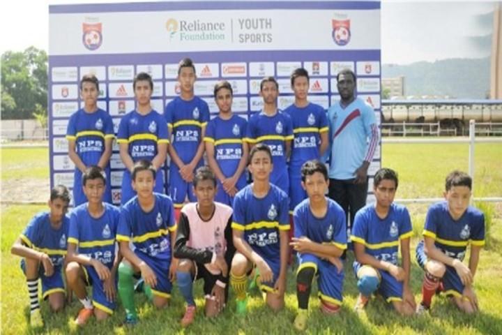 NPS international School- sports