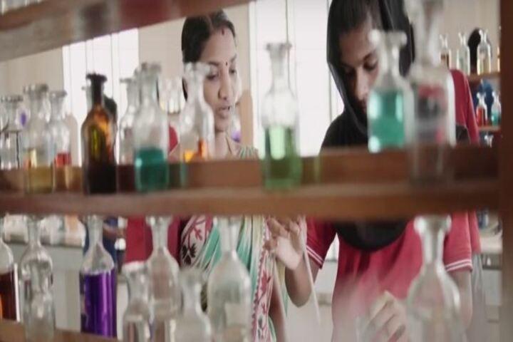 Prabhat Residential Public School-Chemistry Lab