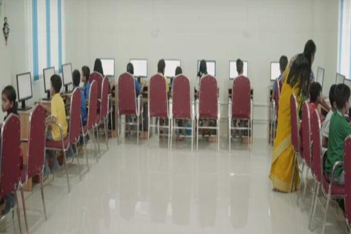 Prabhat Residential Public School-Computer Lab