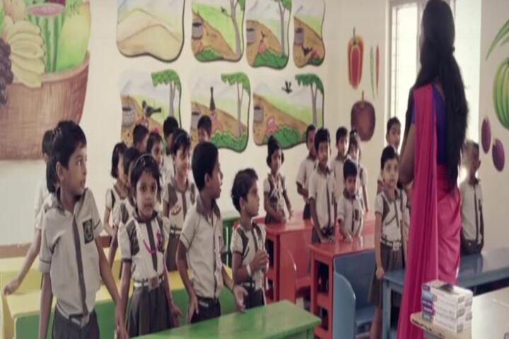 Prabhat Residential Public School-Primary Class Room