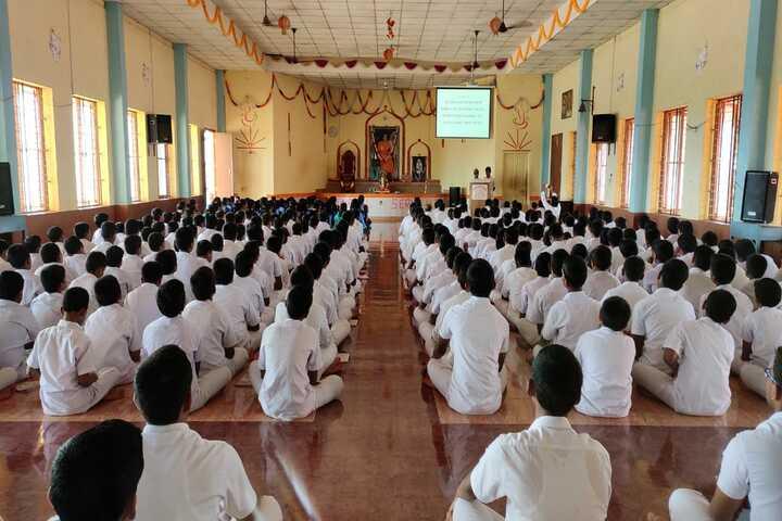 Prashanti Vidya Kendra-Assembly