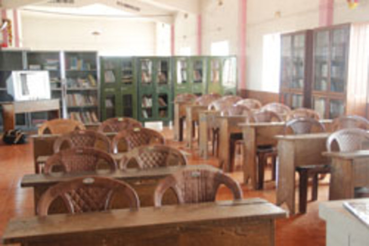 Prashanti Vidya Kendra-Library