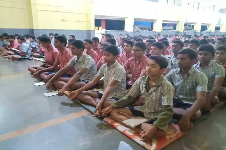 Prashanti Vidya Kendra-Meditation